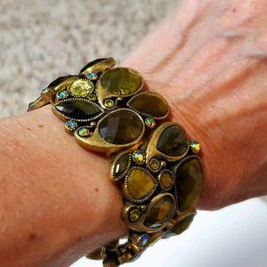 Lia Sophia Stretchable Bracelet NWOT